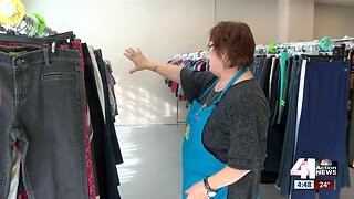 Odessa nonprofit provides clothes for women, children in need