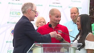 Wounded combat veteran gifted free home in Cleveland Heights