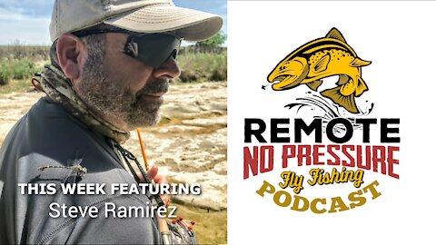 Casting Forward with Steve Ramirez