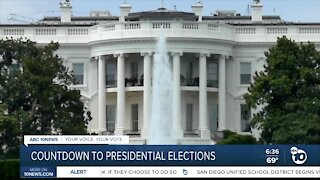 Early voting for presidential election to begin this week