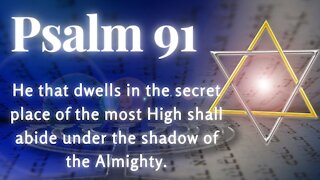 Psalm 91 Meditation with music
