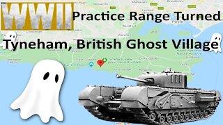 My Visit | British Ghost Village | WWII
