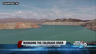 US states agree on plan to manage Colorado River