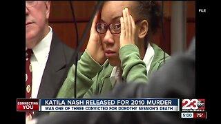 Katila Nash released