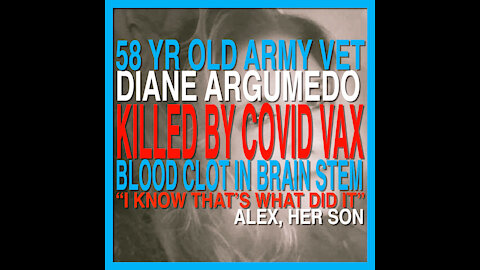 CLOSE FRIEND OF MY MOTHER KILLED BY COVID VACCINE POISON