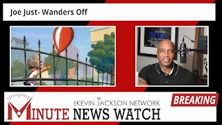 Joe Biden Just Wanders Off - The Kevin Jackson Network MINUTE NEWS