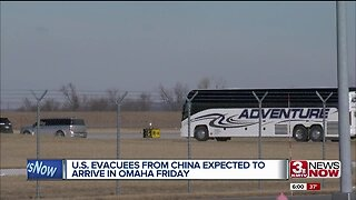 U.S. Evacuees From China Expected to Arrive in Omaha Friday