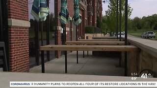 Restaurants prepare to reopen