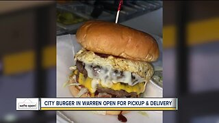 City Burger in Warren open for pickup, delivery