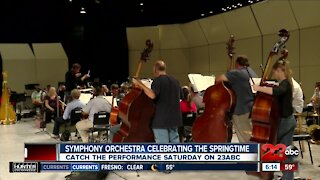 Bakersfield Symphony Orchestra celebrating springtime with special performance on 23ABC