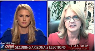 The Real Story - OAN Arizona Subpoenas with Sate Sen. Kelly Townsend