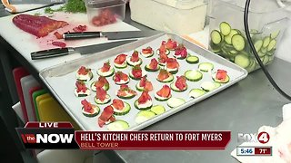 Hells kitchen event Society Fort Myers