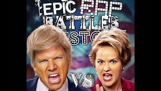Epic Rap Battles of History: Donald Trump vs Hillary Clinton