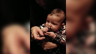 Baby Boy LOVES Ice Cream!