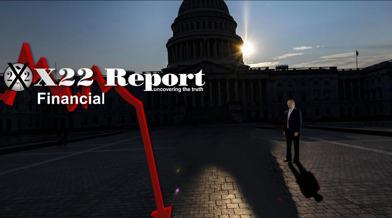 Ep. 2549a – The [CB]/[DS] Move Forward With Infrastructure, Trump Warned The People
