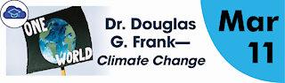 Dr. Douglas G. Frank - Climate Change