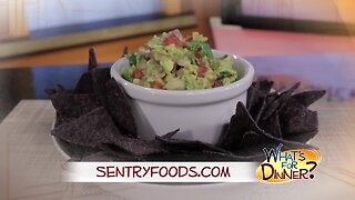 What's for Dinner? - Fresh Guacamole