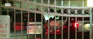 Police investigate homicide in east Las Vegas