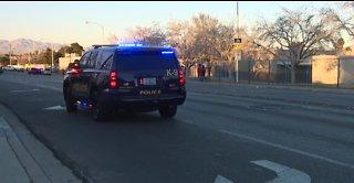 Woman armed with shotgun prompts police response in east Las Vegas