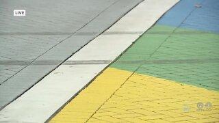 Arrest in LGBTQ Pride crosswalk vandalism, Delray Beach police say
