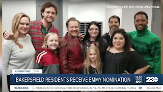 Bakersfield Residents receive Emmy nomination