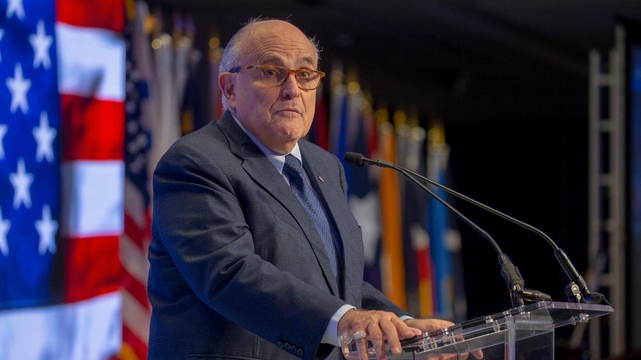 Report: Prosecutors Looking Into Giuliani, Ukraine Energy Projects