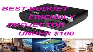 BEST PROJECTOR FOR UNDER $100 iRULU BL 20