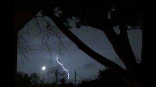 Burbank Lightning Storm 2020