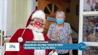 Neighbors Helping Neighbors // ALittleHelp.org