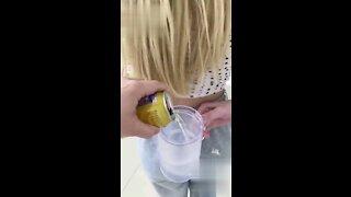 Spilling Water Prank!