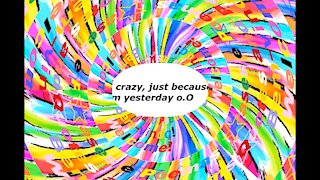 People say i'm crazy! [Quotes and Poems]