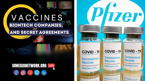 Vaccines, BioNtech Companies, and Secret Agreements | Dr. Carrie Madej