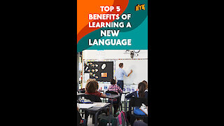 Top 5 Benefits Of Learning A New Language *