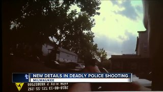 New details in deadly police shooting