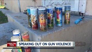 Community leaders address gun violence following double murder in Delano