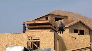Lumber prices soaring