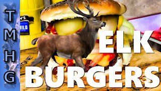 Rocky Mountain Elk Burgers