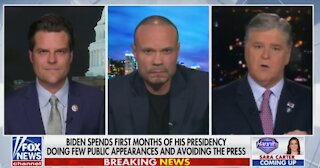 Bongino: What's Happening to Joe Biden Is a National Security Risk