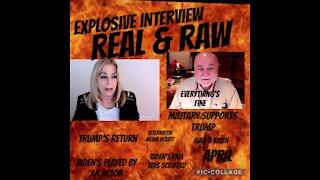 Robert David Steele & Kerry Cassidy heated interview