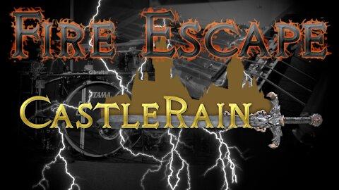 Fire Escape (Drum Cover)