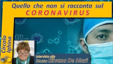 Quello che non si racconta sul Coronavirus - Silvana De Mari