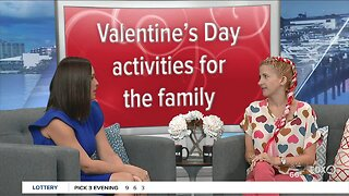 Valentine's activities for the family with Tara Settembre