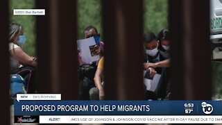 Proposed program in county to help migrants
