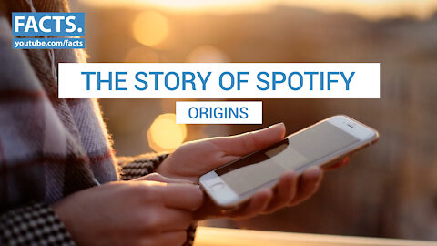The Story of Spotify | Origins