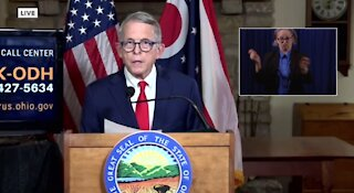 DeWine worried community spread will impact in-person learning