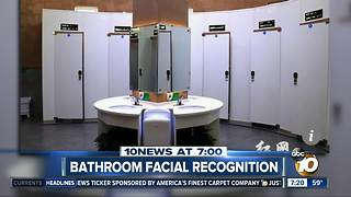 Facial recognition in toilets?