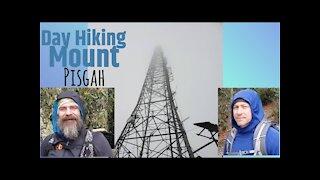 Mount Pisgah / Mountain to Sea trail Day Hike