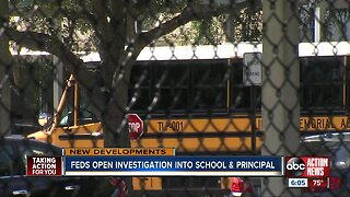 Former Manatee County charter school principal and financial officer under federal investigation
