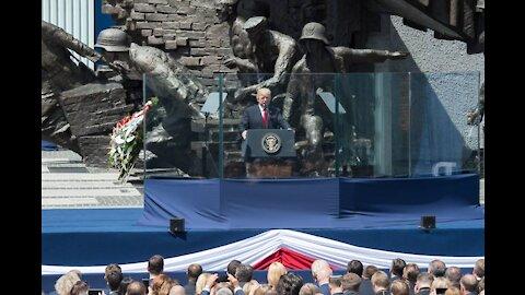 President Trump's Remarkable Warsaw Speech