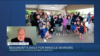 Beaumont Children's 'Walk for Miracle Workers' goes virtual